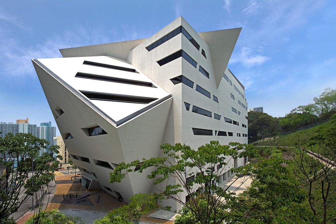 2012年香港環保建築評級白金標準級別