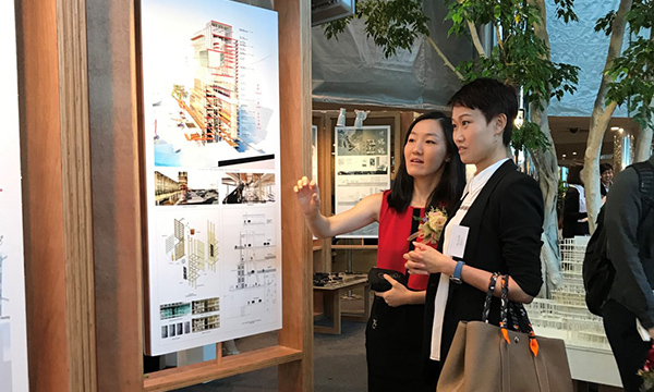21st CUHK Master of Architecture Graduation Show