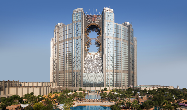 2016 International Property Awards (Asia Pacific) Highly Commended Hotel Architecture Macau