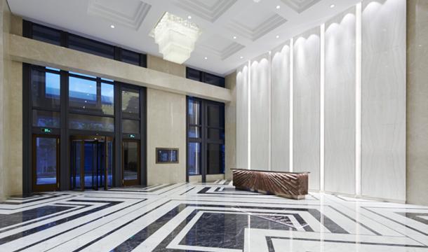 2016年國際地產獎(亞太區)中國辦公室室內設計高度贊揚獎
