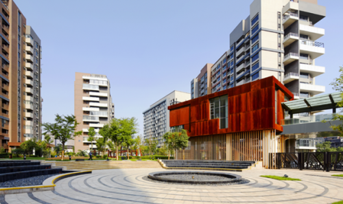 2015 International Property Awards (Asia Pacific) Highly Commended Residential High-rise Architecture China