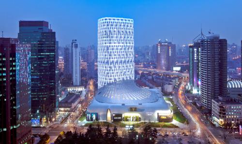 2014年優質建築大獎境外建築項目大獎(中國大陸,台灣及澳門)