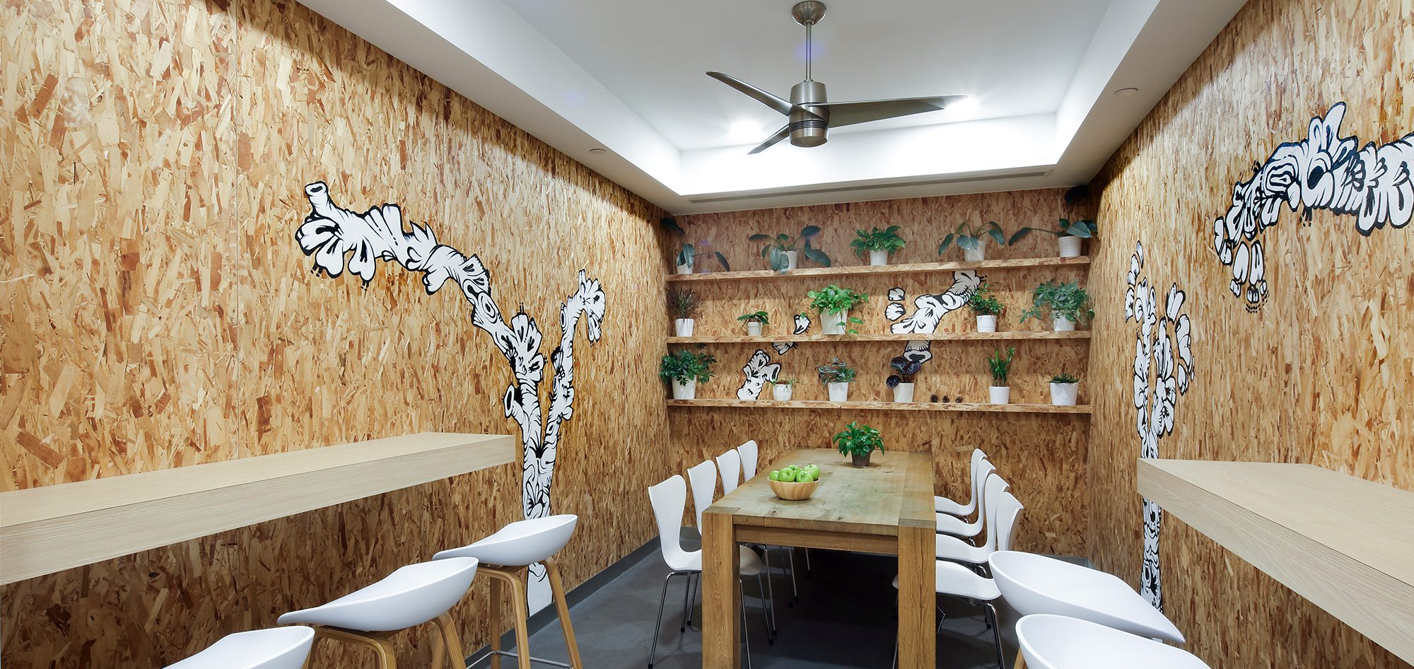 Living Studio Leigh & Orange Office Renovation