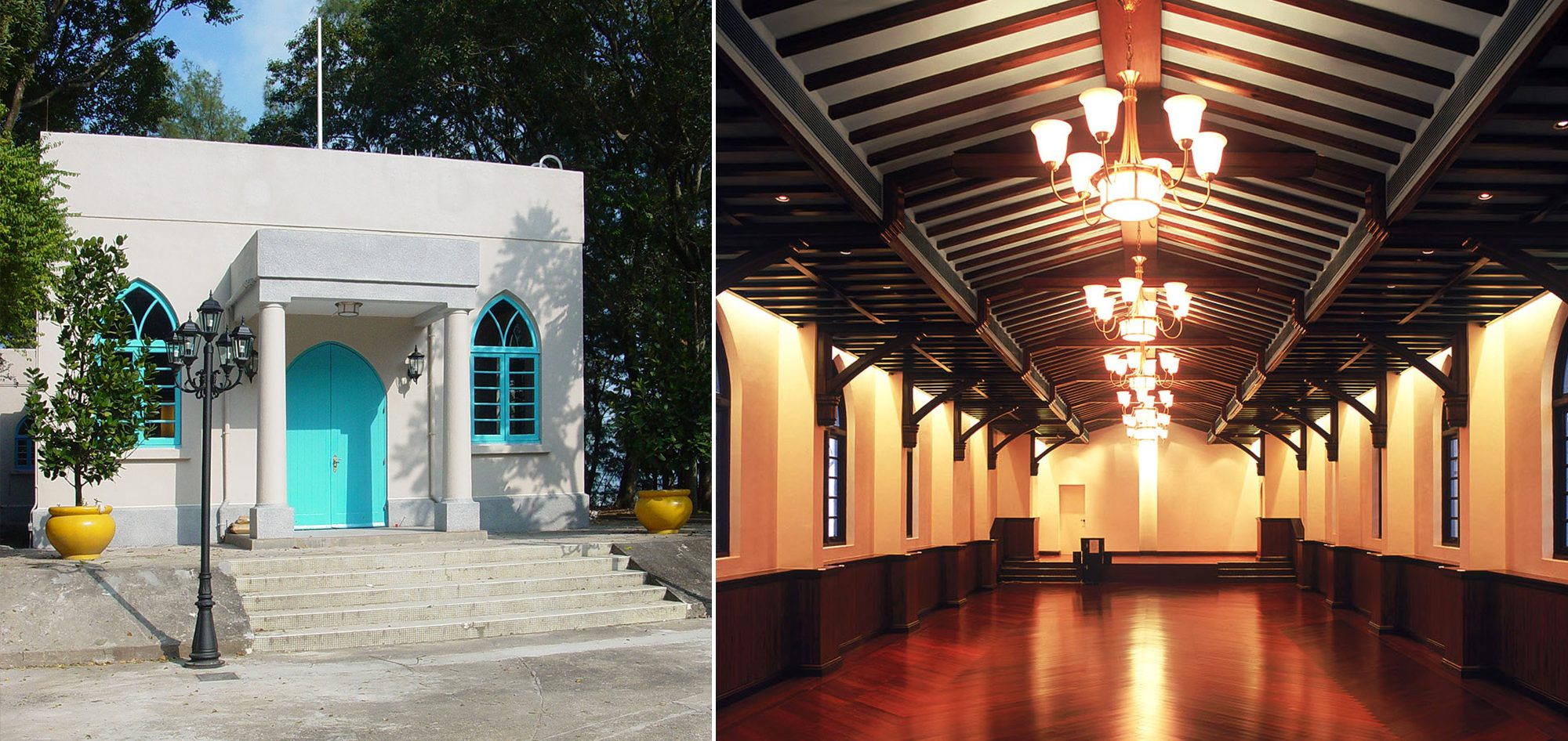 Lei Yue Mun Chapel
