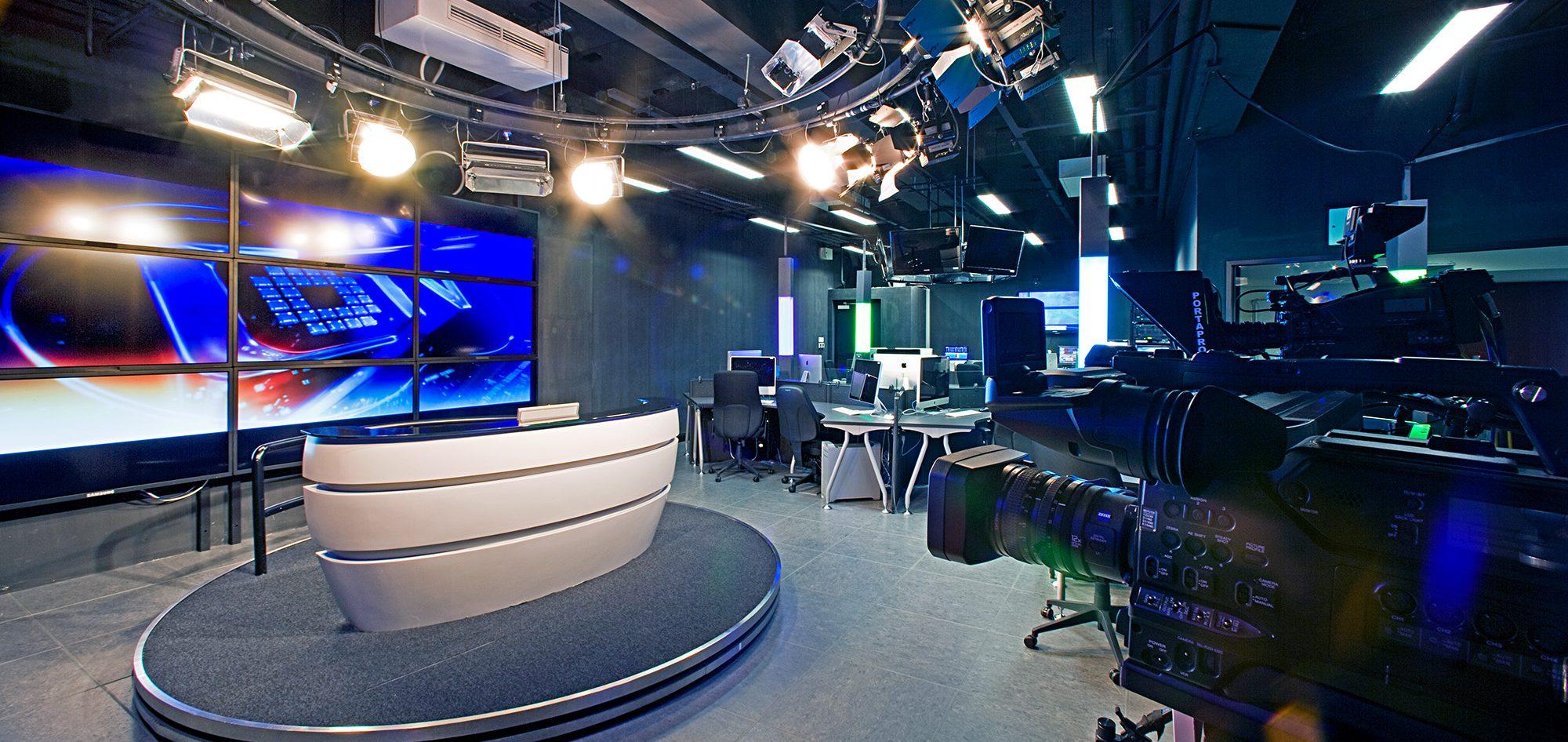 香港城市大學邵逸夫創意媒體中心