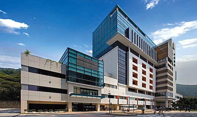 仁安醫院第二期