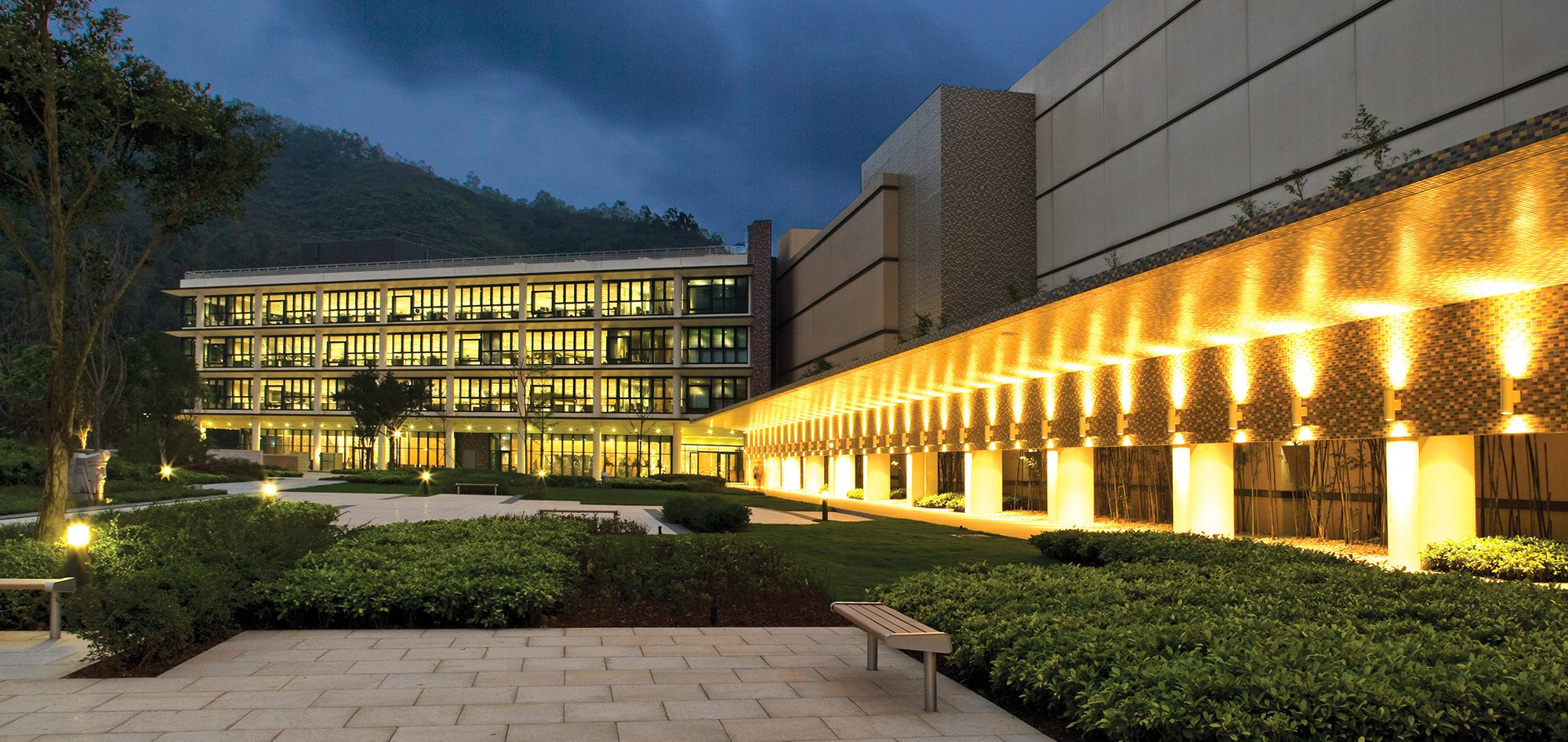 HSBC Building Tseung Kwan O