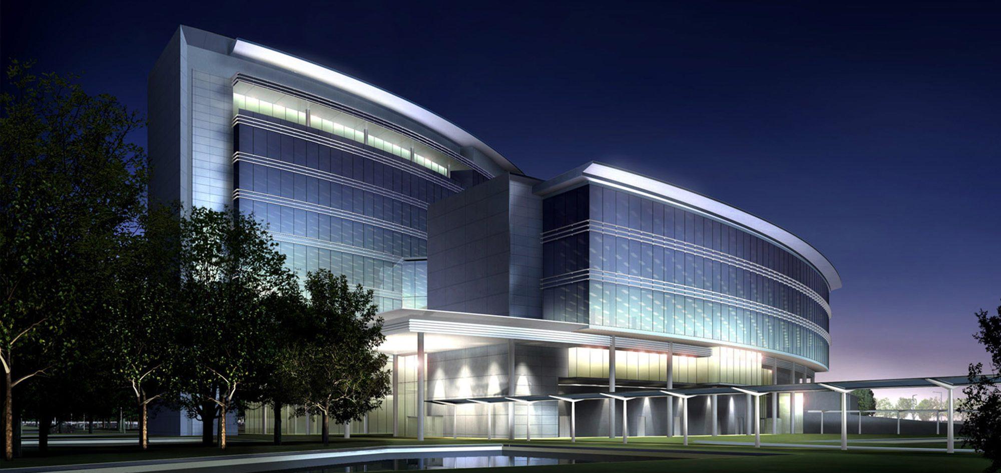 综合行政大楼