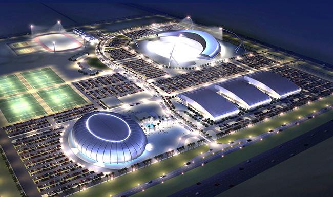 ISA體育城表演場館
