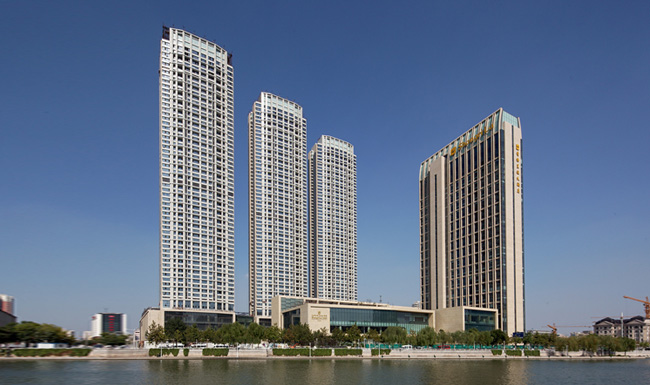 Tianjin Kerry Centre Apartments