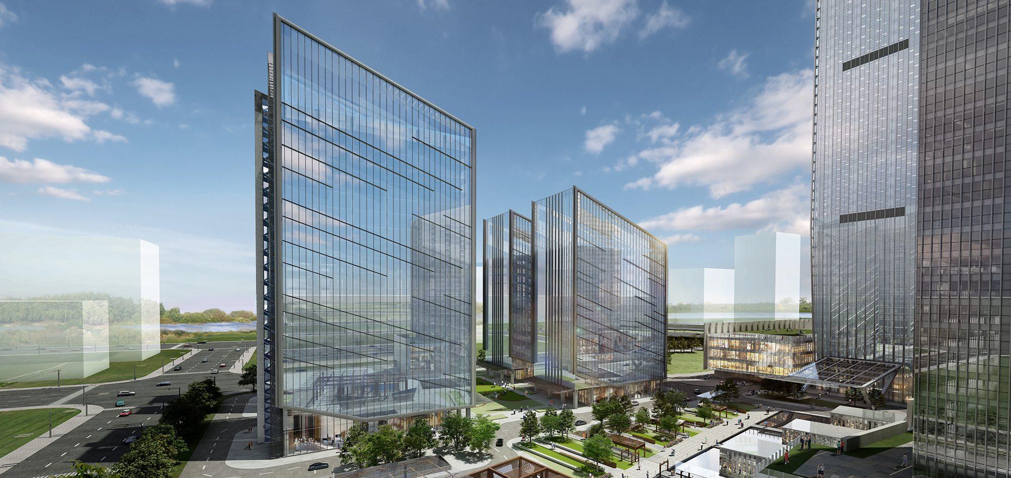 Guangdong-Hong Kong Finance and Technology Park