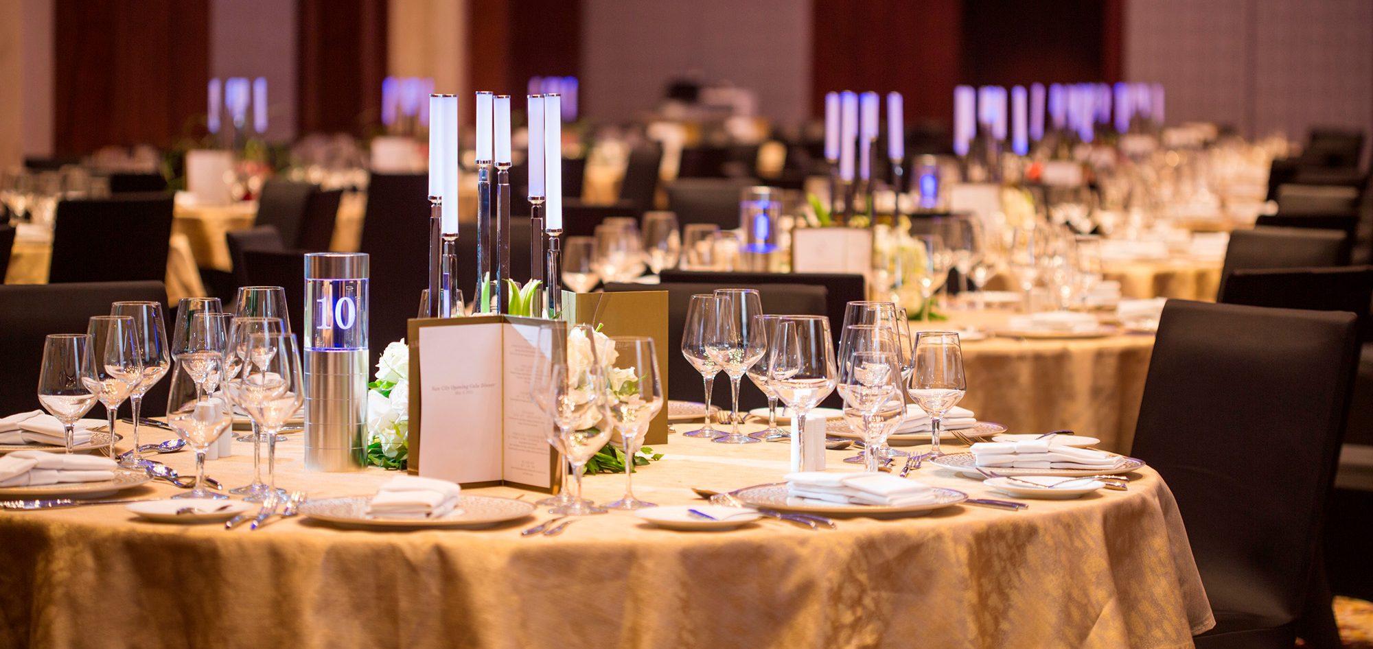 Conference & Banqueting Facilities