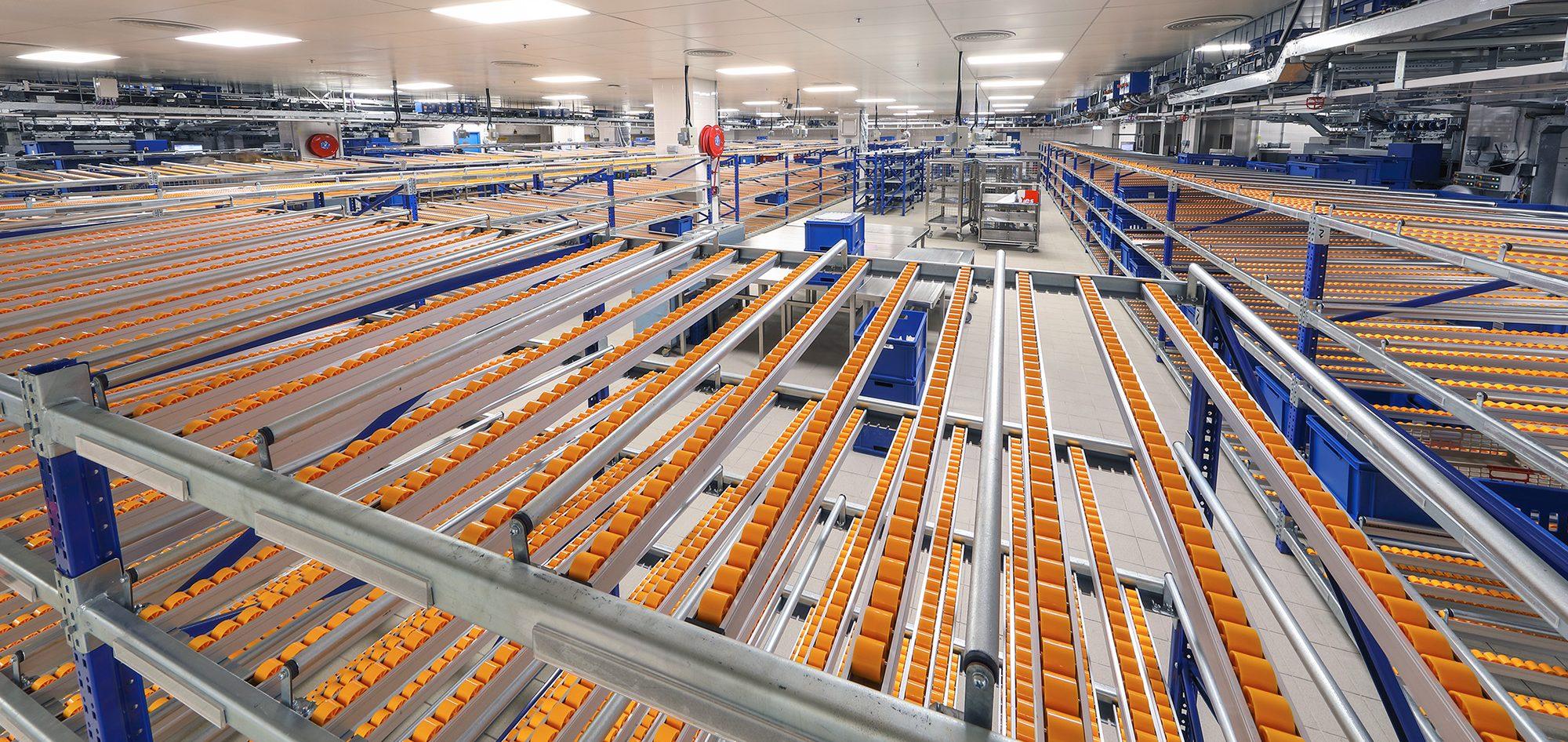 國泰飲食服務生產大樓擴建工程二期
