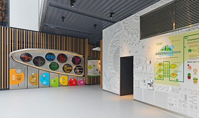 可持续发展展览中心The Loop