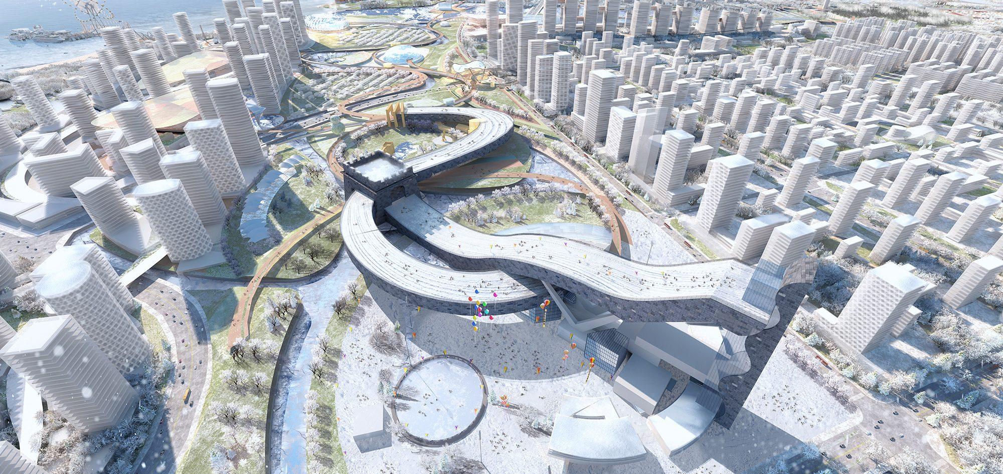 東戴河主題公園概念設計
