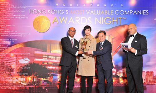 Leigh & Orange awarded with 2014 Most Valuable Company Award