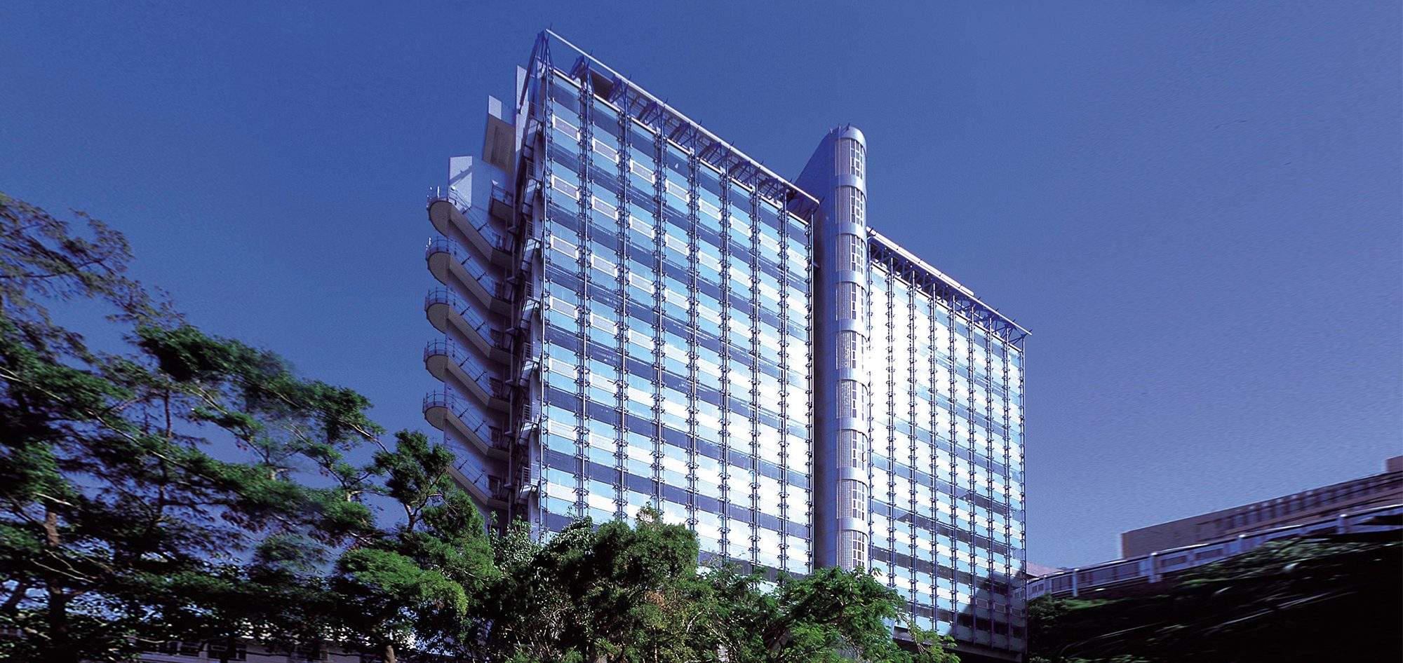 Kadoorie Biological Sciences Building, The University of Hong Kong