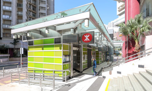 L&O congratulates the successful opening of the new MTR South Island Line