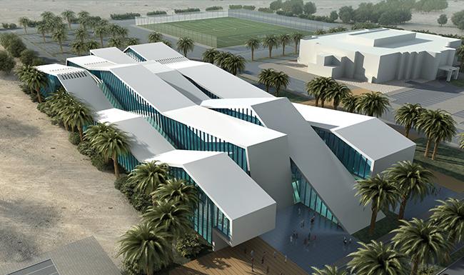 Al Rayyan奧林匹克游泳池