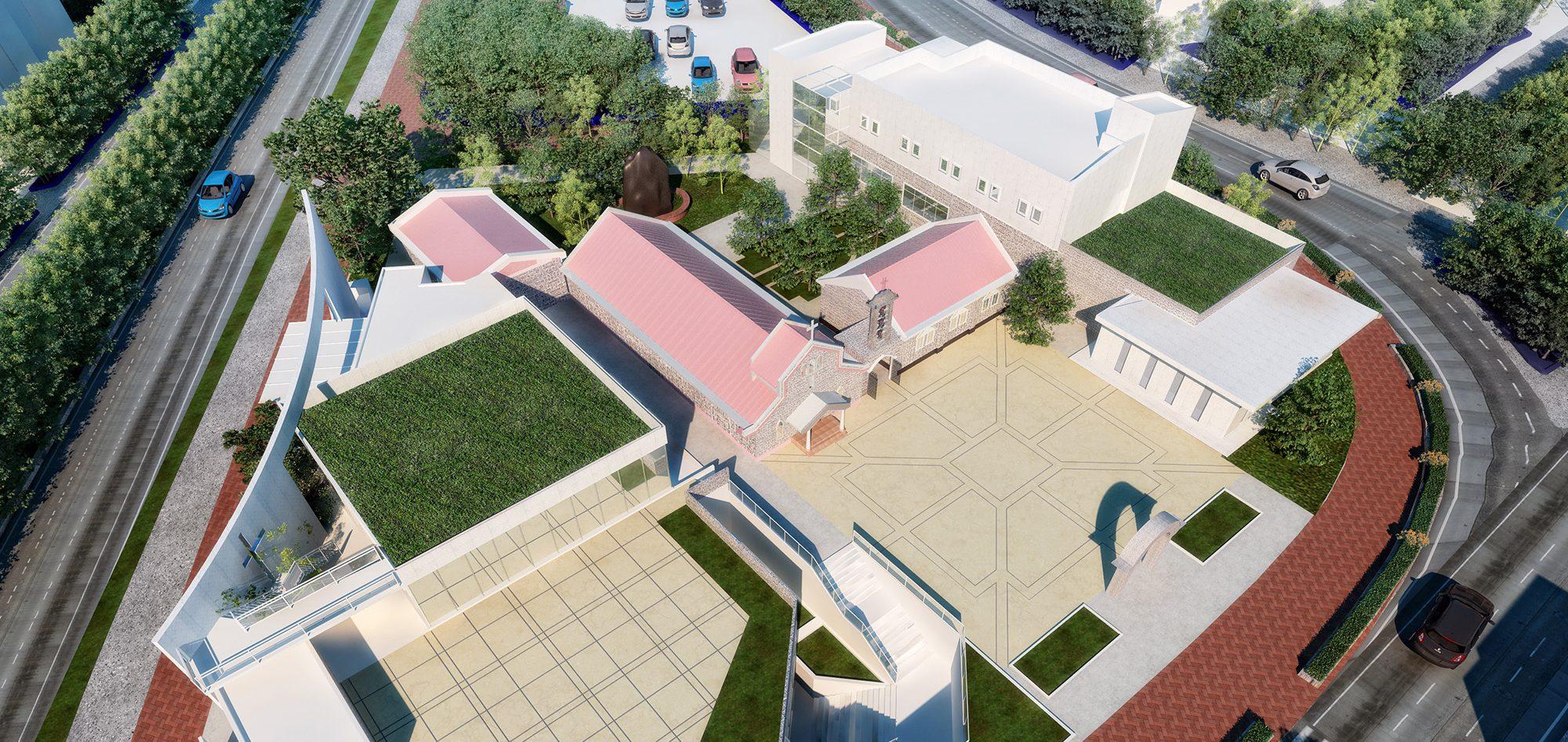 香港粉嶺聖約瑟教堂擴建項目