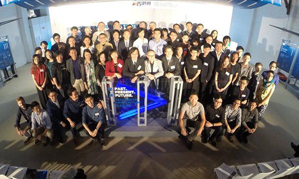 利安全力支持青年建築師在台灣參展