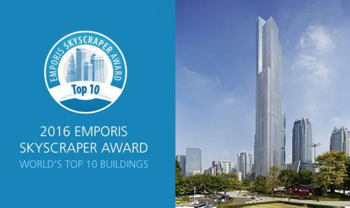 L&O wins Emporis Skyscraper Award