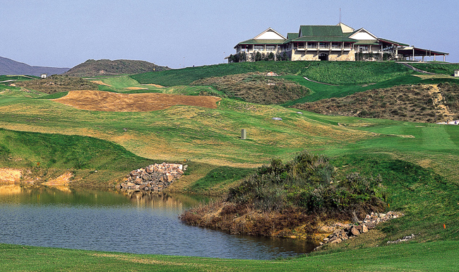 Kau Sai Chau Golf Club