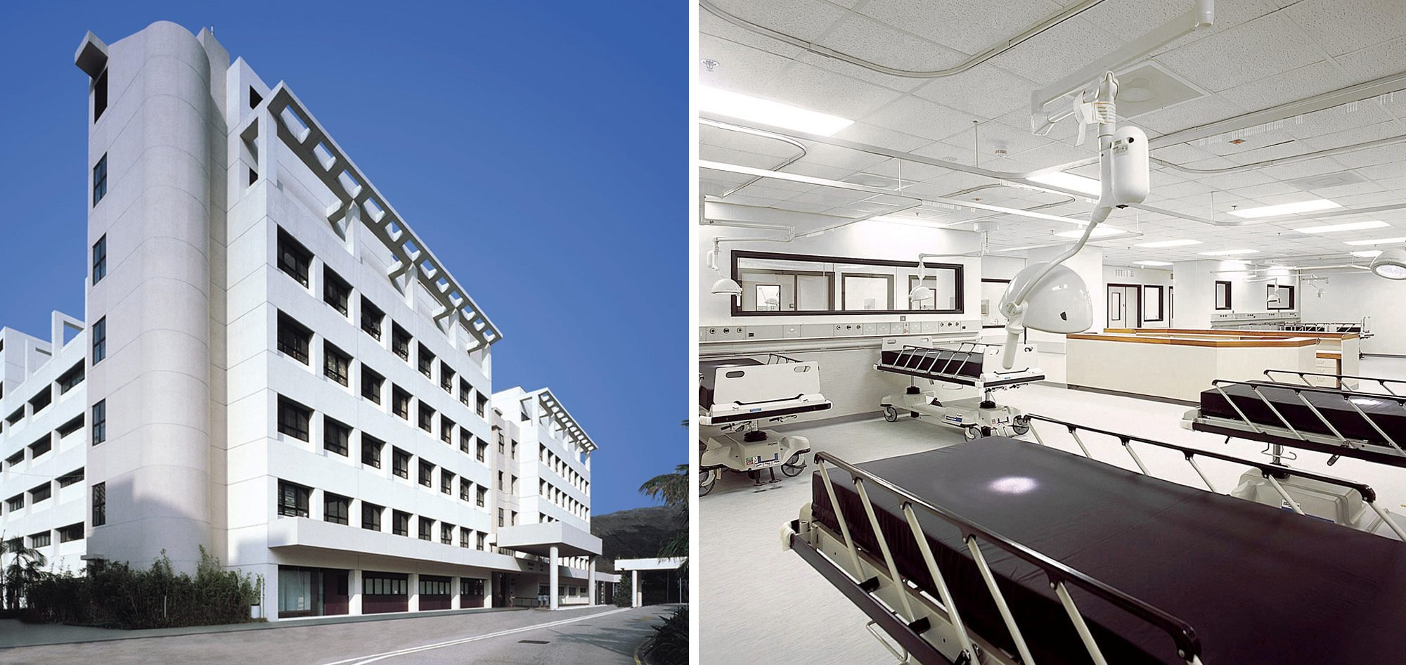 United Christian Hospital – Block P