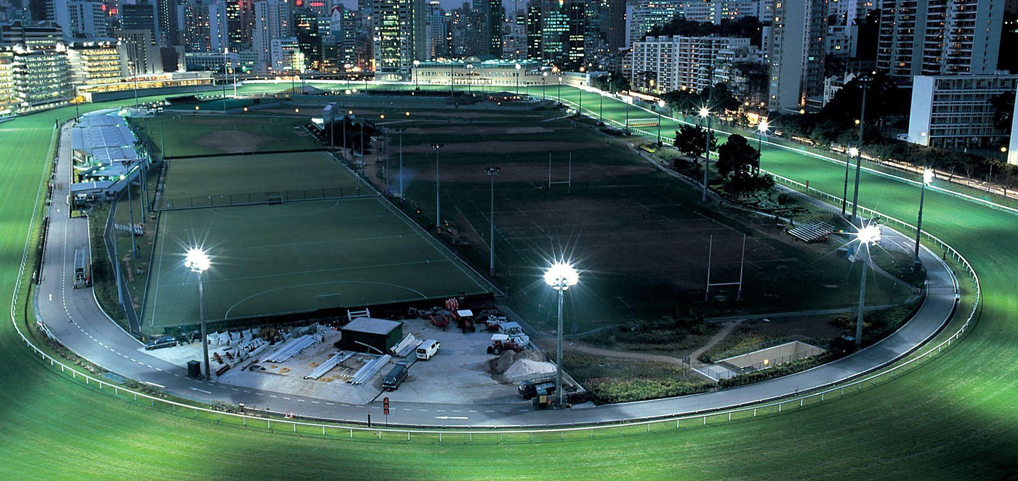 Hong Kong Jockey Club Happy Valley Racecourse Redevelopment