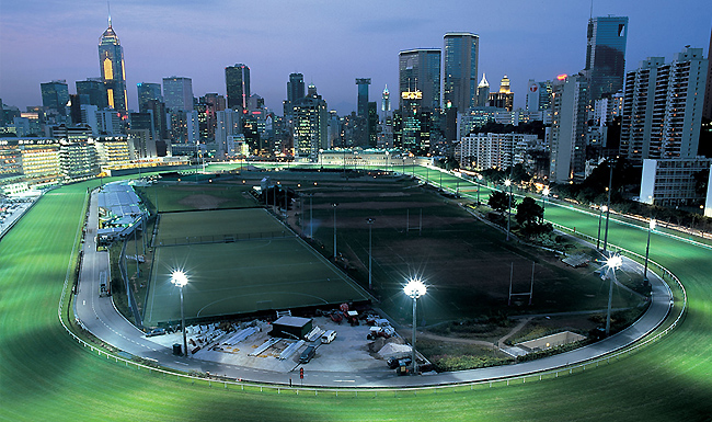 Hong Kong Jockey Club Happy Valley Racecourse Redevelopment
