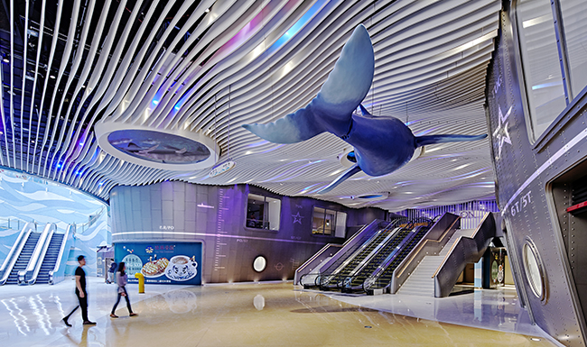 新·DNA购物中心