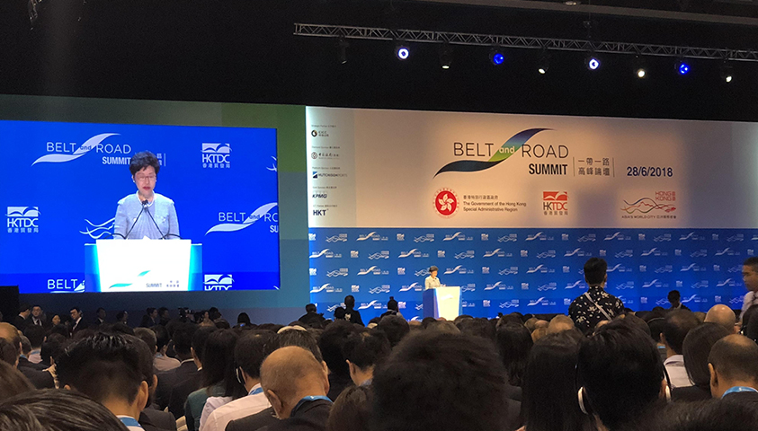 L&O participated in the 3rd edition of Belt and Road Summit