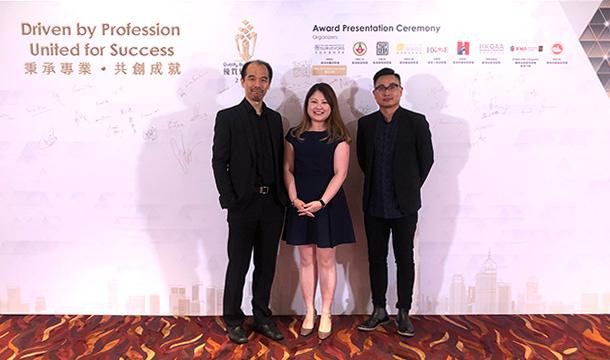 L&O wins Quality Building Award
