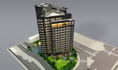 2020 International Property Awards (Asia Pacific) Award Winner – Residential High Rise Architecture