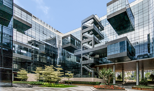 2019 International Property Awards (Asia Pacific) Mixed-use Architecture China