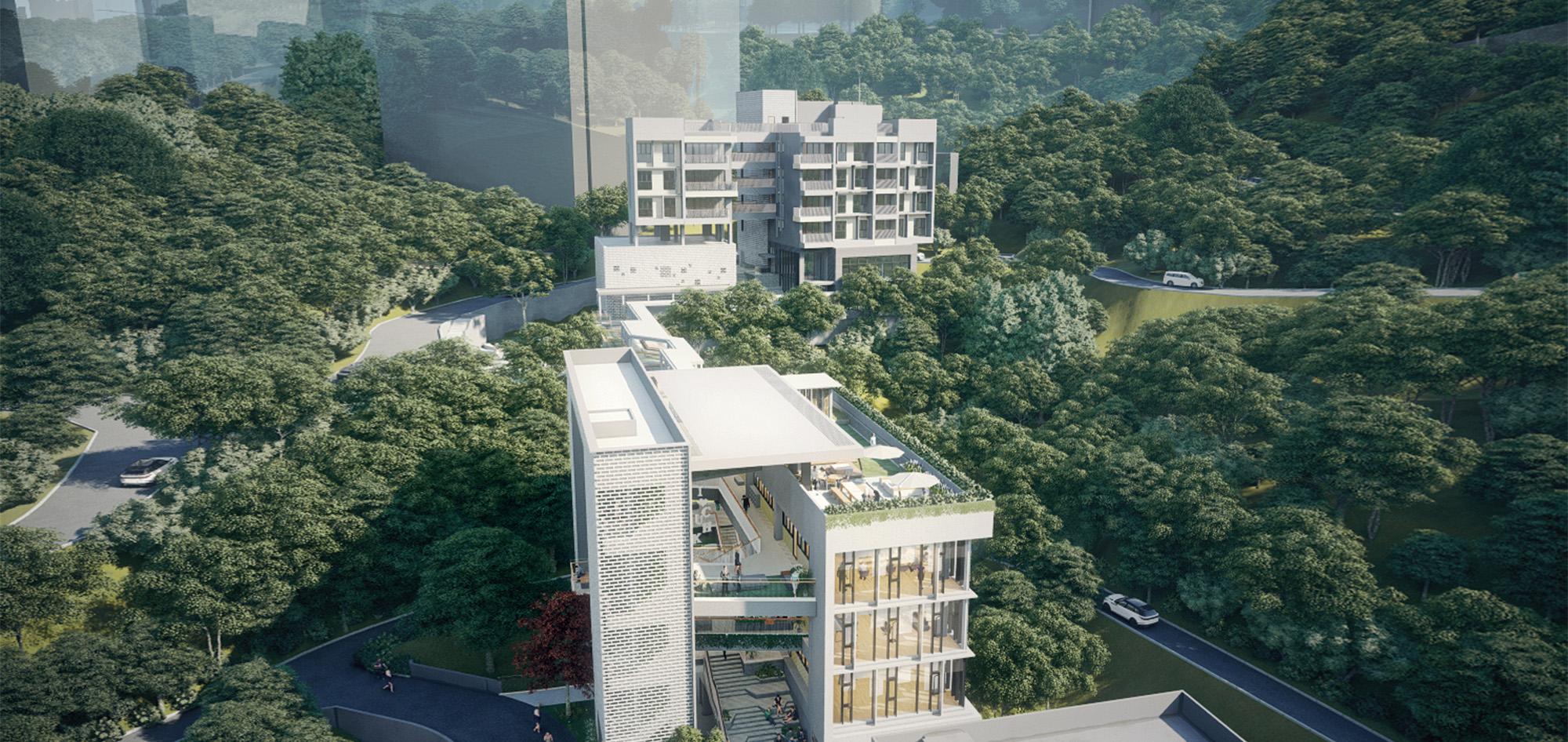 香港中文大学崇基学生发展综合大楼