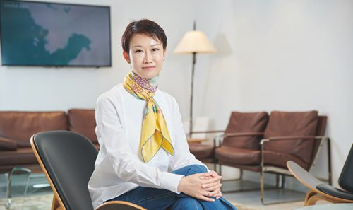 《CEO Magazine》专访利安董事总经理李少颖女士