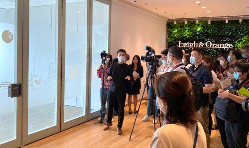 庆祝深圳经济特区建立40周年采访活动 — 利安建筑事务所