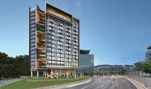 《2020年香港可持续建筑环境状况报告》(2020年香港报告)